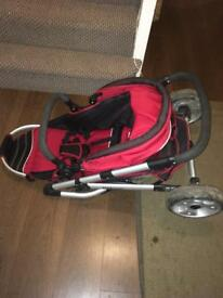 Kiddiecare pushchair