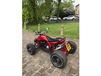SPY RACING F3 QUAD BIKE 250CC 2018 Cheapest Registered on Net