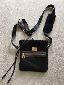 Genuine black UGG crossover bag £10
