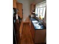 Used kitchen units and gass hob