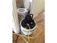 plumbing ,power flush, etc