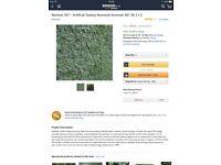 2 x Garden screens - Artificial Topiary Boxwood Greenset 367 36 2 x 3