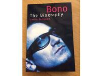 U2 - Bono - The Biography by Laura Jackson