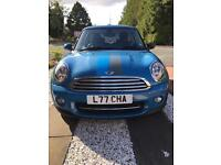 MINI Cooper D Bayswater 1.6l low mileage and perfect condition