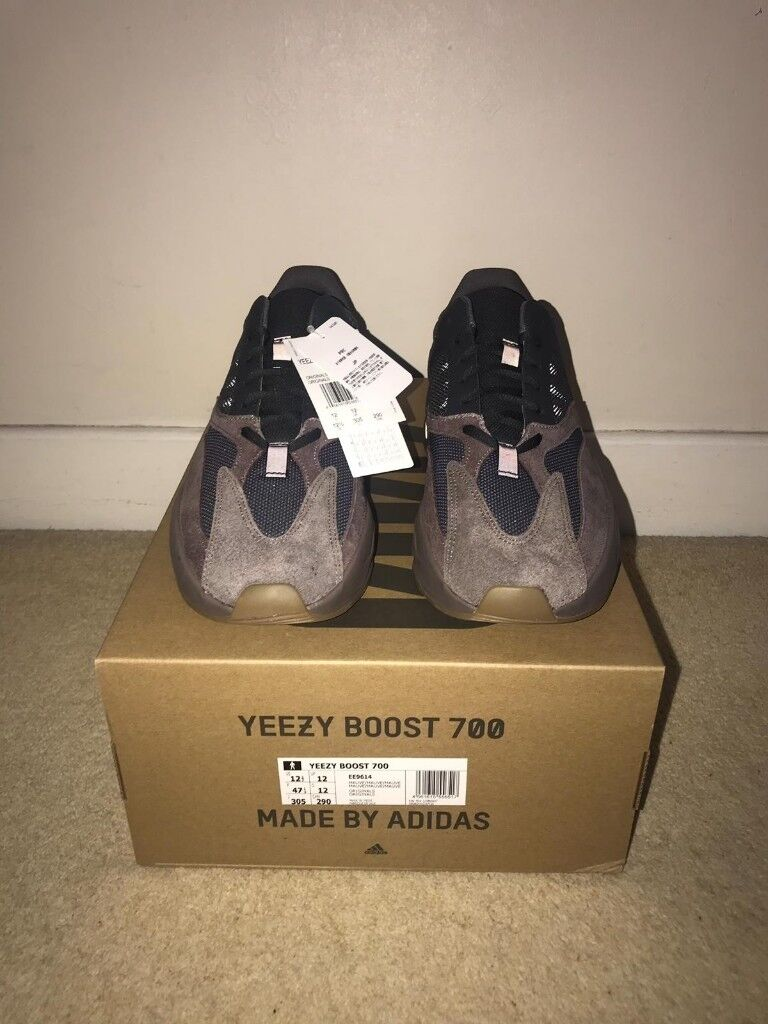 release date 33d4b 63a8a Adidas Yeezy Boost 700 Mauve UK 12 | in Rotherham, South Yorkshire | Gumtree