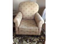 2 armchairs for re-upholstery project