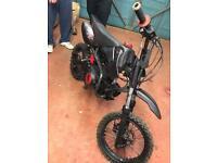 125 stomp pitbike