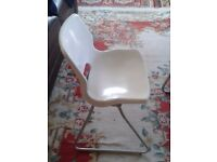 Chair´s IKEA SNILLE -White