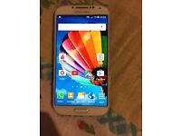 Samsung Galaxy S4 White 16GB fully working order good condition