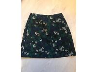 Colourful Size M skirt