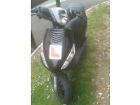 Moped piaggio zip 50cc 2stroke