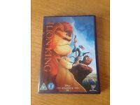 Disney Lion King dvd