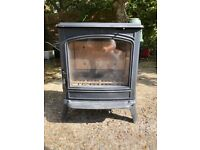 Wood Burner - Franco Belge Savoy Mk II 8kw multifuel/wood burning stove