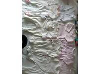 8 like new 3-6 baby girls designer suits all for £55