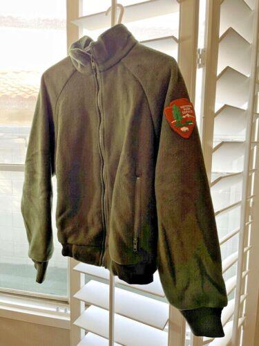 2000s National Park Service Uniform Fleece Jacket USNPS USA
