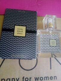 Little black dress perfume 30ml edt