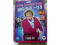 Mrs Brown's Boys Big Box Set Series 1,2 & 3 (7 discs)