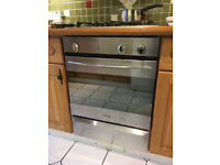 Baumatic BT 604 SS Gas Oven - for Repair or Parts