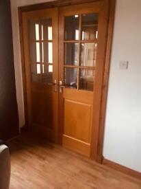 Internal Double Doors