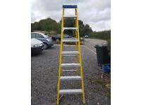 Electrician class 1 step ladder