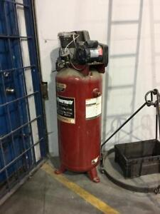 Coleman Powermate Single Stage Air Compressor