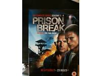 Prison Break boxset
