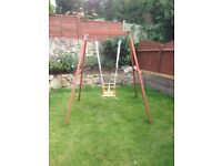 Toddler / Young Child Garden Swing