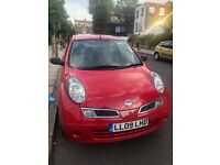 NISSAN MICRA FOR SALE (1.2, MANUAL, CHEAP)
