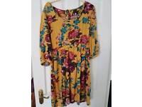 Joules tunic dress