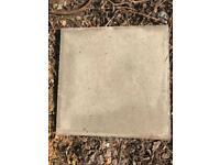 450x450x50 concrete slabs
