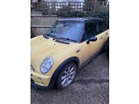 Mini Cooper S (2005 supercharged)