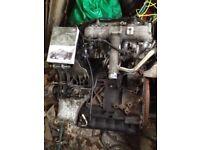 LDV Maxus Engine