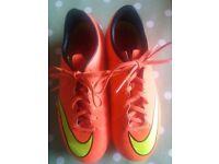 Nike football studs SIZE 3.5