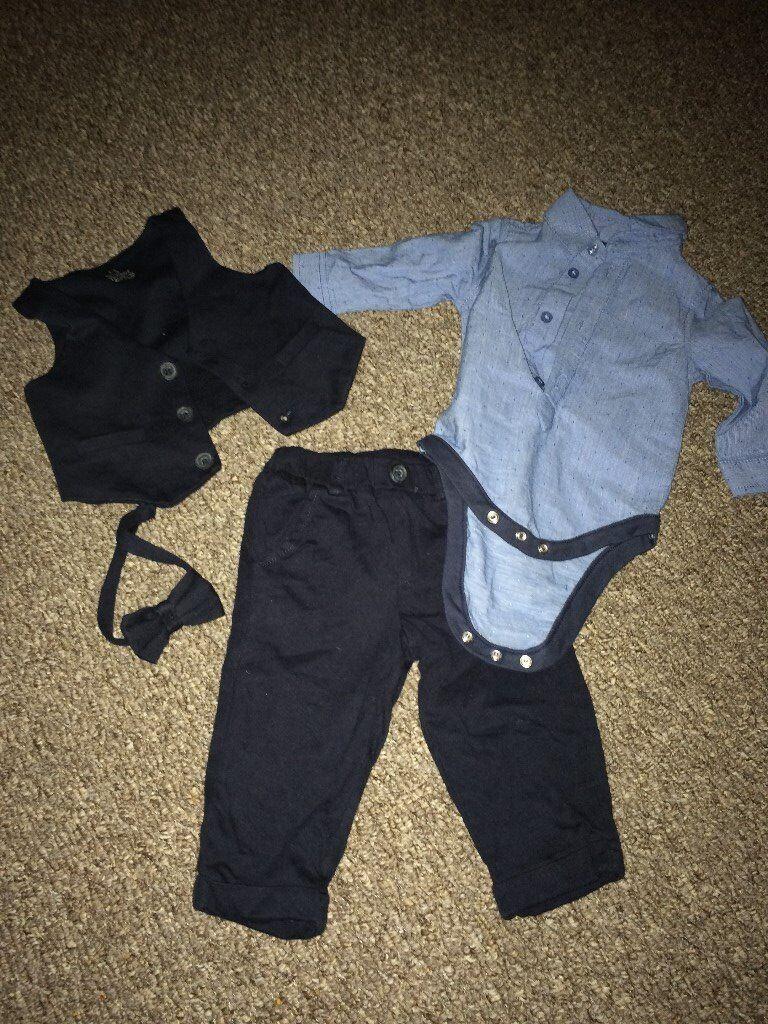 Boys clothes bundle 3-6m