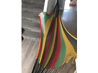 Jamaican string hammock - never used