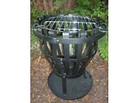 Brazier with BBQ firepit New