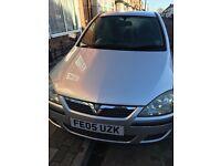 Vauxhall Corsa 2005 Hip Clear