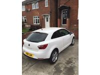 SEAT IBIZA 1.4 SE COPA (2012) - Excellent condition - 34,575 miles from new - FSH - MOT until Mar 17