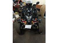 Apache RLX250 street legal quad