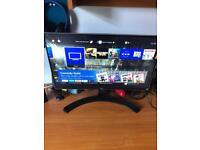 LG 4K UHD 27inch Gaming monitor.