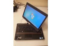 Dell Latitude XT3 Touch screen laptop Intel 3.5ghz x 4 Core i7 2nd generation processor 128gb SSD