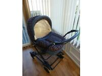 3 in 1 M&P Pram/Pushchair/Car Seat