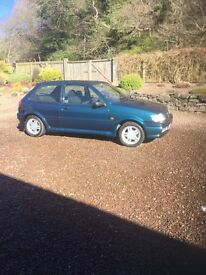 For sale Ford Fiesta rs1800