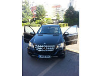 2009 MERCEDES ML 280 CDI AUTO BLACK