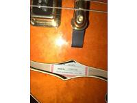 Gretsch G6120ds Nashville Bigsby Orange Stain