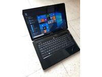 Laptop Dell, intel, Webcam, Windows 10, Free Delivery Northampton