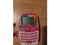 Barbie packet learner smart phone toy
