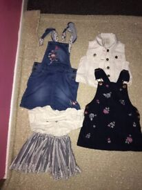 Toddler girl clothes age 1 to 2 years