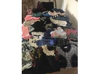 Large bundle of girls clothes age 8-10 Years old