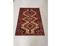 Hand Made Persian Rug Hamedan 140x105 cm